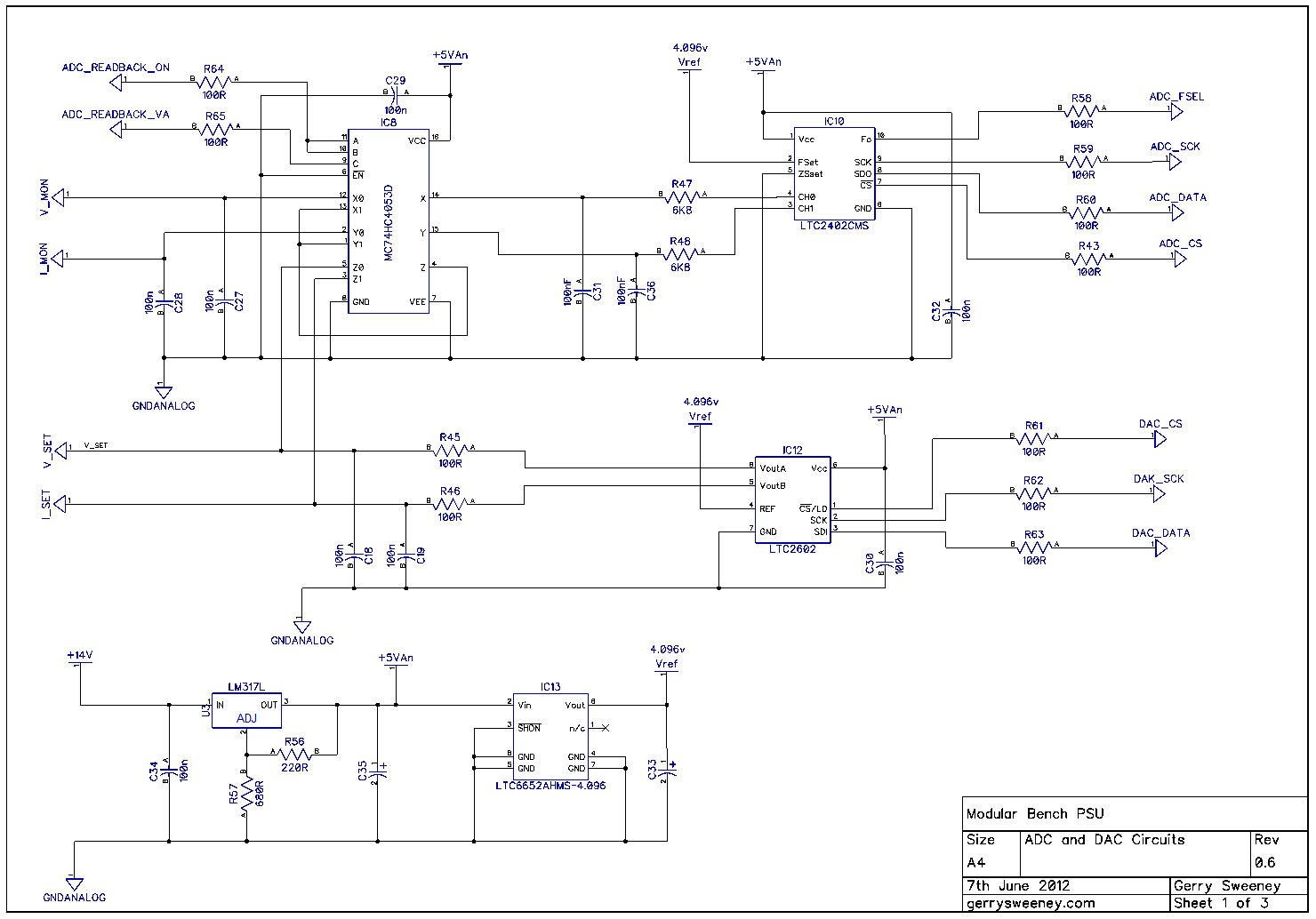 Fully Programmable Modular Bench Power Supply Part 9 Psu Diagram Furthermore Shunt Voltage Regulator Circuit I Am Happy That The Control Circuitry And Firmware Is Now Good Enough For A Version 1 Baseline This What We Have Increased Each Range