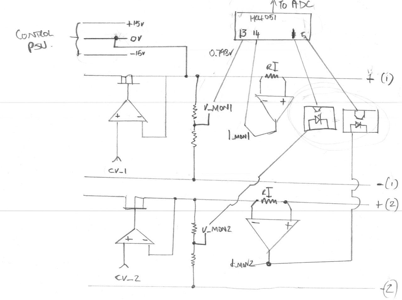Hp Agilent E3646a Power Supply Teardown Repair The Schematics You Can Download E364xa Service Manual Which Include