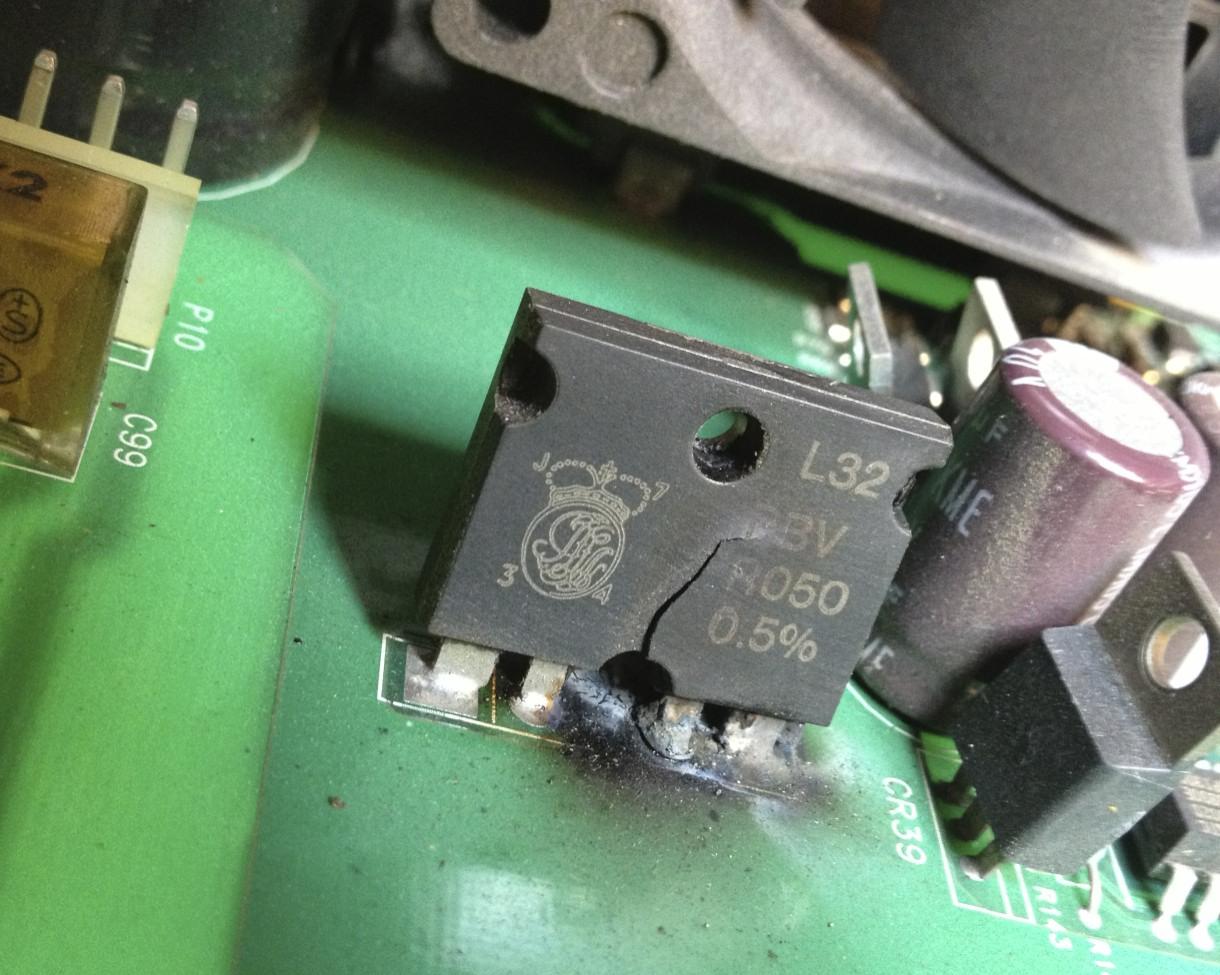 Hp Agilent E3634a Power Supply Teardown Amp Repair