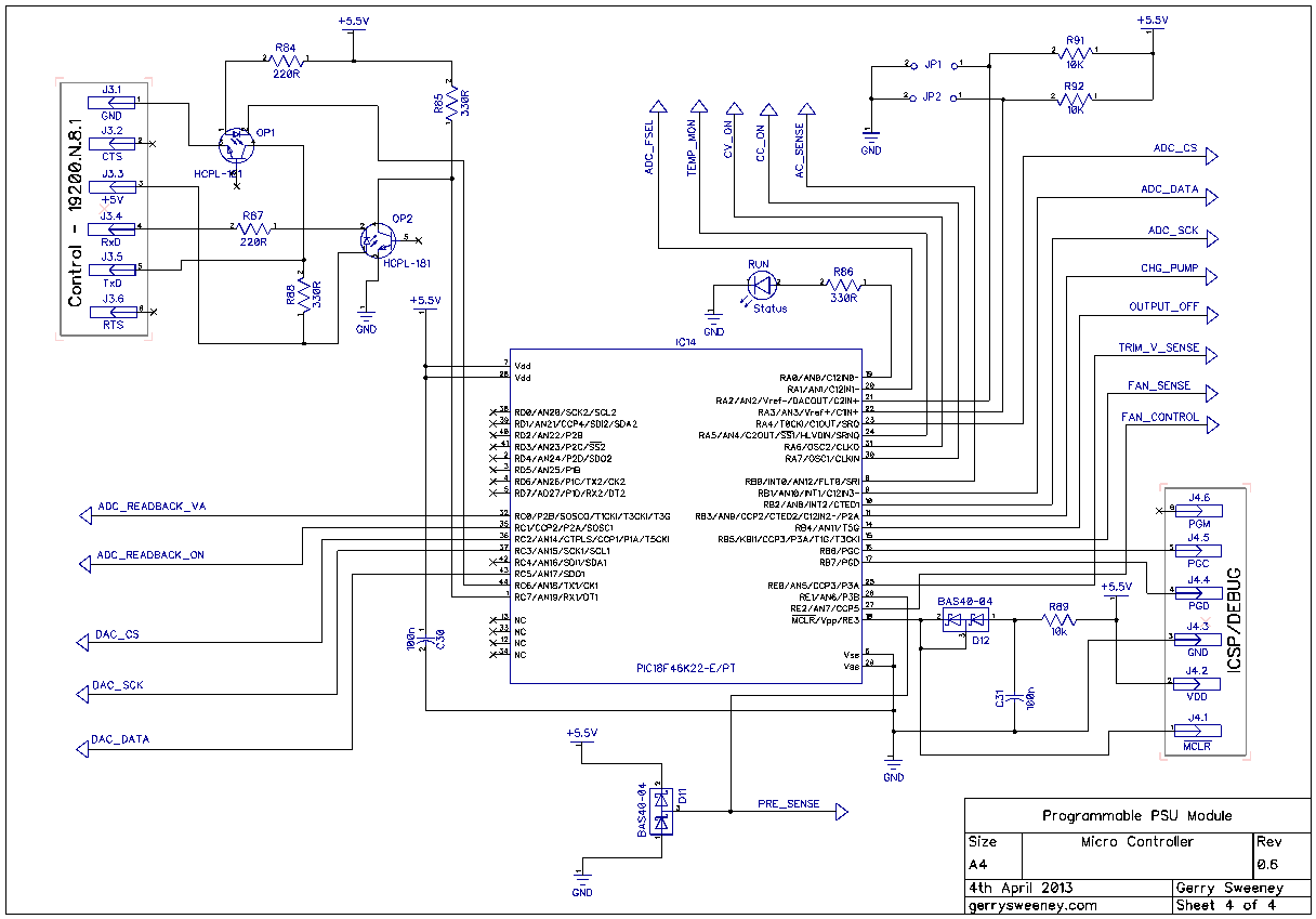 Electronics Page 4 Rc4 Wiring Diagram Here Are The Latest Schematic Which Is At Version 06 Including All Of Changes
