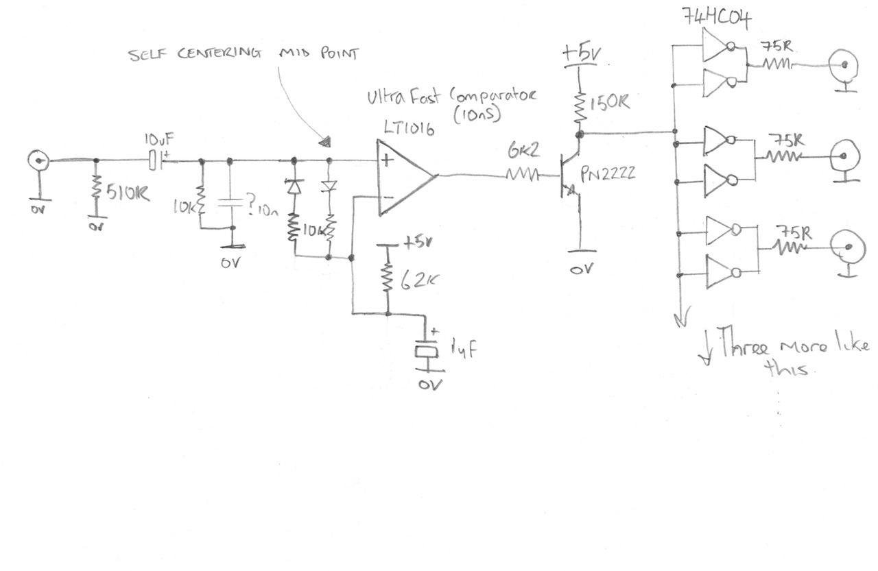 Projects Lm358 Op Amp Block Diagram Http Worldtechnicalblogspotcom 2012 01 Here Is The Outline Schematic Of Digital Channel Video That Now Used For 1 Pps Signal
